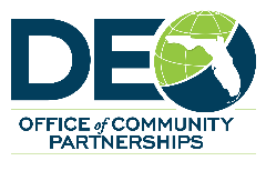 DEO - Office of Community Partnerships