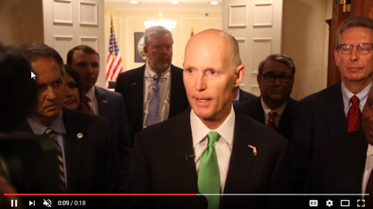 2017-04-18 17_14_01-Governor Scott Requests $100 Million for VISIT FLORIDA - YouTube