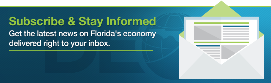 Get the latest on Florida's Economy