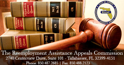 The Reemployment Assistance Appeals Commission